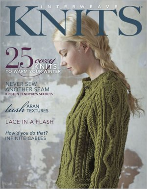 Interweave Knits Magazine - '13 Winter/January