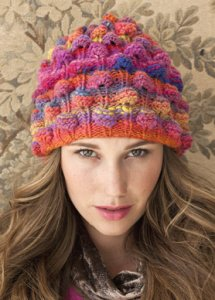 Noro Kureyon Bobble Hat Kit - Hats and Gloves