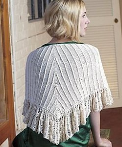 Classic Elite Classic Silk Evolvere Shawl Kit - Scarf and Shawls