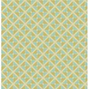 Joel Dewberry Notting Hill Fabric - Frames - Fern