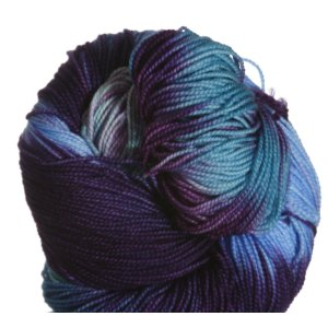 Malabrigo Lace Superwash Yarn - 474 Caribeno