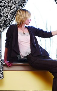 Imperial Yarn Tracie Too Swing Cardigan Kit - Women's Cardigans