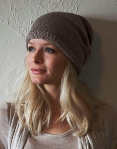 Imperial Yarn Tracie Too Slouchy Hat Kit - Hats and Gloves
