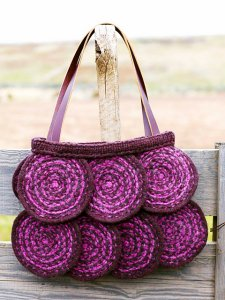 Imperial Yarn Native Twist Simona Circle Bag Kit - Women's Accessories