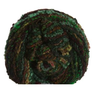 Noro Wadaiko Yarn - 04 - Green, Wine, Orange