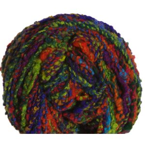 Noro Wadaiko Yarn - 09 - Royal Blue, Lime, Orange
