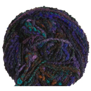 Noro Wadaiko Yarn - 11 - Black, Brown, Rust, Yellow