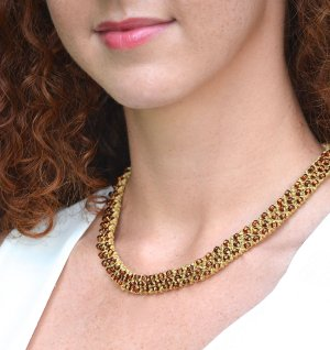 Javori Designs Tiffany Necklace - Gold