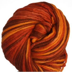 Cascade Magnum Paints Yarn - 9721 Orange Mix