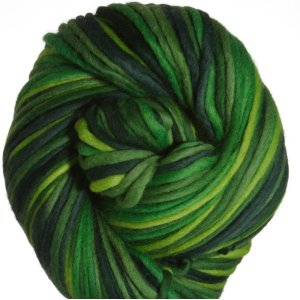 Cascade Magnum Paints Yarn - 9722 Green Mix