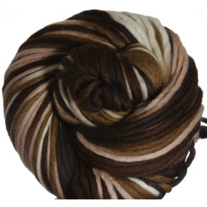 Cascade Magnum Paints Yarn - 9724 Brown Mix