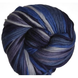 Cascade Magnum Paints Yarn - 9727 Denim Mix