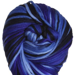 Cascade Magnum Paints Yarn - 9728 Blue Mix