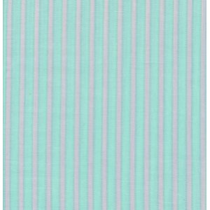 Dena Designs McKenzie Fabric - Stripe - Aqua