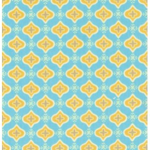 Dena Designs Tea Garden Fabric - Sencha - Blue