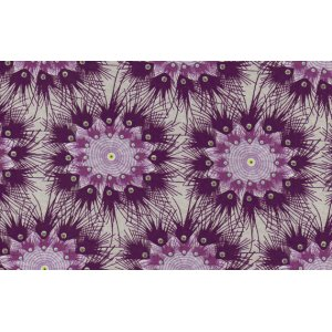 Dan Bennett Premier Lord Fabric - Pom - Purple