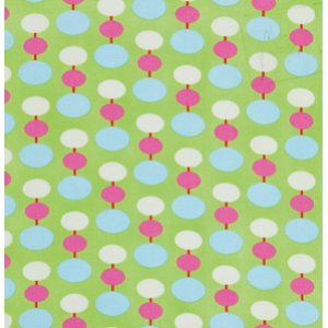 Tanya Whelan Sugarhill Flannel Fabric - Lantern - Green
