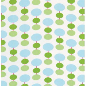 Tanya Whelan Sugarhill Flannel Fabric - Lantern - White