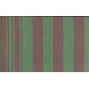 Kaffe Fassett Wovens Fabric - Two Tone Stripe - Moss
