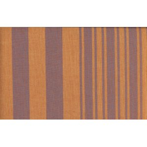 Kaffe Fassett Wovens Fabric - Two Tone Stripe - Ochre