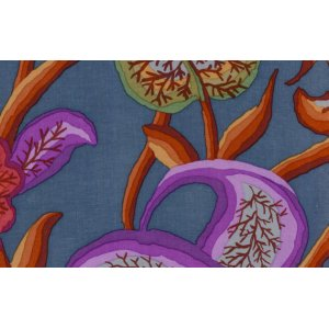 Kaffe Fassett Forest of Arden Fabric - Brown