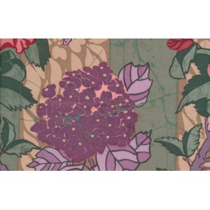 Melissa White Fairlyte Garden Fabric - Bug Hunt - Rich