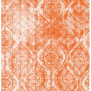 FreeSpirit Design Loft Chiffon Fabric - Purity - Orange