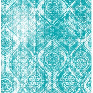 FreeSpirit Design Loft Chiffon Fabric - Purity - Teal