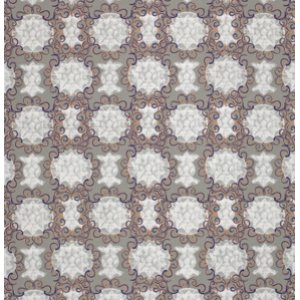 FreeSpirit Design Loft Chiffon Fabric - Gilted - Grey