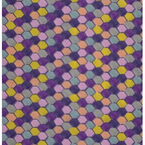 FreeSpirit Design Loft Chiffon Fabric - Loft - Purple