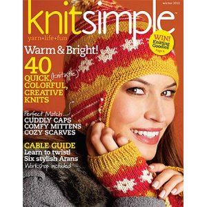 Knit Simple - 2012/13 Winter