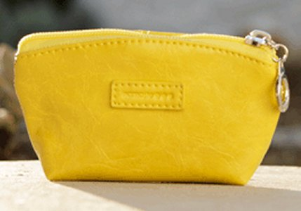 Namaste Jemma Pouch - Canary Yellow