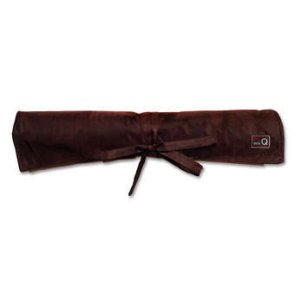 Della Q Straight Needle Roll (Style 161-1) - 041 Brown