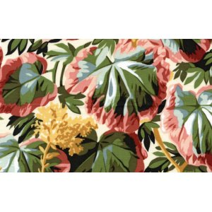 Philip Jacobs Variegated Ivy Fabric