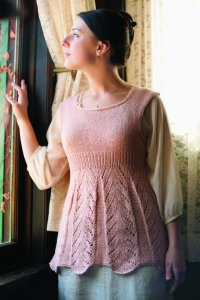 Classic Elite Soft Linen Emma's Chemise Kit - Women's Sleeveless
