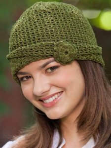 Nazli Gelin Garden 10 Lilypad Cap Kit - Crochet for Adults
