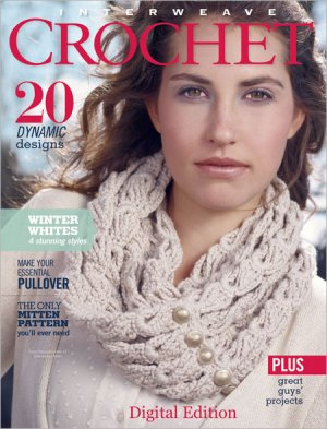 Interweave Crochet Magazine - '13 Winter