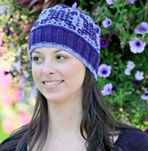 Cascade Greenland Mosaic Hat Kit - Hats and Gloves