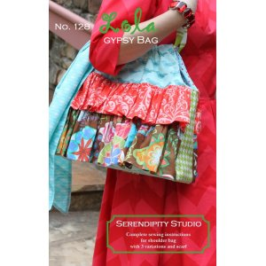 Serendipity Studio Sewing Patterns - Lola Gypsy Bag Pattern
