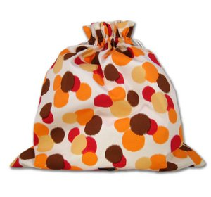 della Q Large Eden Cotton Project Bag (119-2) - 139 Cupcake