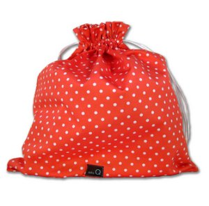 della Q Large Eden Cotton Project Bag (119-2) - 140 Sprinkles