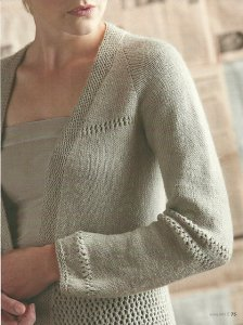 Classic Elite Soft Linen Knit Wear