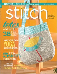 Stitch Magazine - '13 Spring Special Issue
