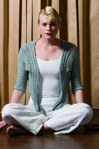Berroco Lago Knit Wear Cortex Cardigan Kit - Women's Cardigans