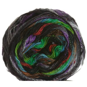 Noro Taiyo Lace Yarn - 02 Grey, Purple, Black, Brown