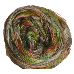 Noro Taiyo Lace Yarn - 28 Hunter, Brown, Pink, Grey