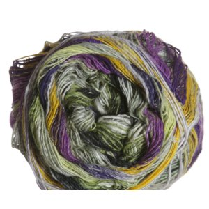 Noro Taiyo Lace Yarn - 30 Black, Grey, Purple, Yellow