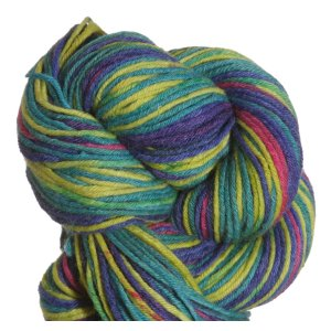 HiKoo Simplicity Print Yarn - 502 Carnival Party