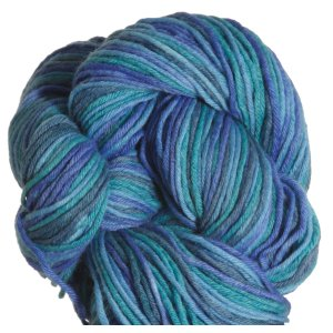 HiKoo Simplicity Print Yarn - 512 Still Waters