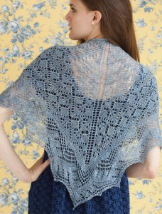 Madelinetosh Prairie Lace Shawl Kit - Scarf and Shawls